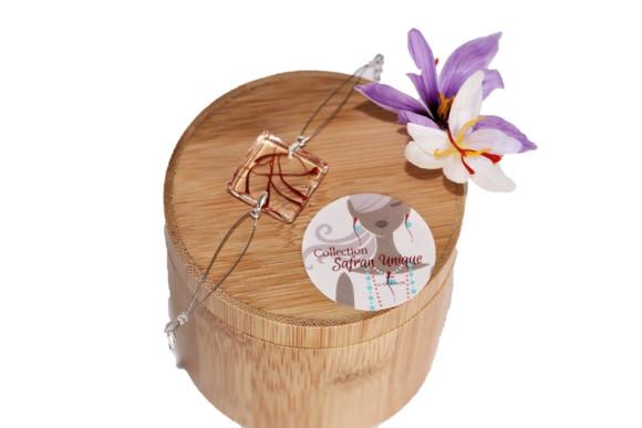 Boite à bijou bambou