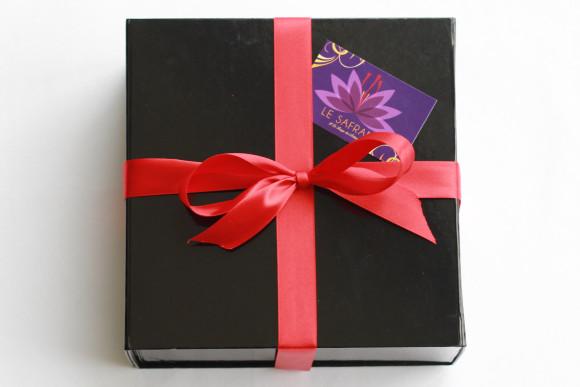 Coffret cadeau prestige personnalisable