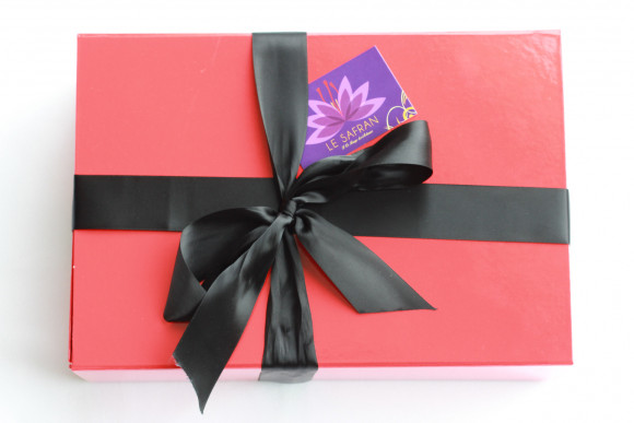 Coffret cadeau de luxe personnalisable