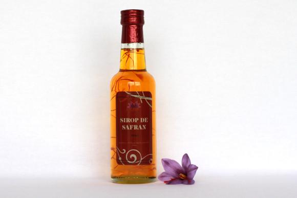 Sirop de Safran, 250 ml