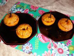 Nages de mandarines aux épices